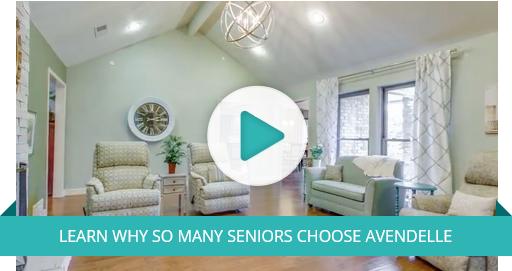 Learn why so many seniors choose Avendelle